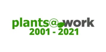 Plants@work celebrates 20 years of success