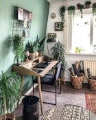 Working from home with plants: Making the best home office