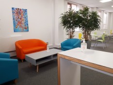 Case Study – Staying Well Crawley, Richmond Fellowship by Green Team Interiors
