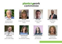 A new committee is ready to take Plants@Work forward